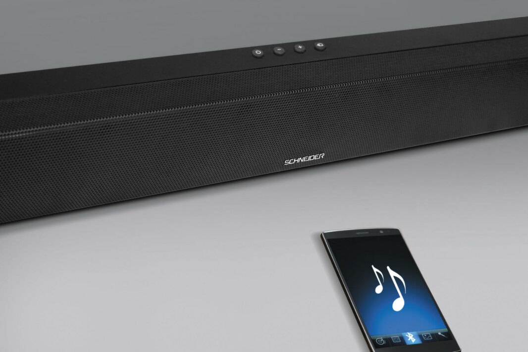 Sound bar 2.1 + subwoofer - Schneider