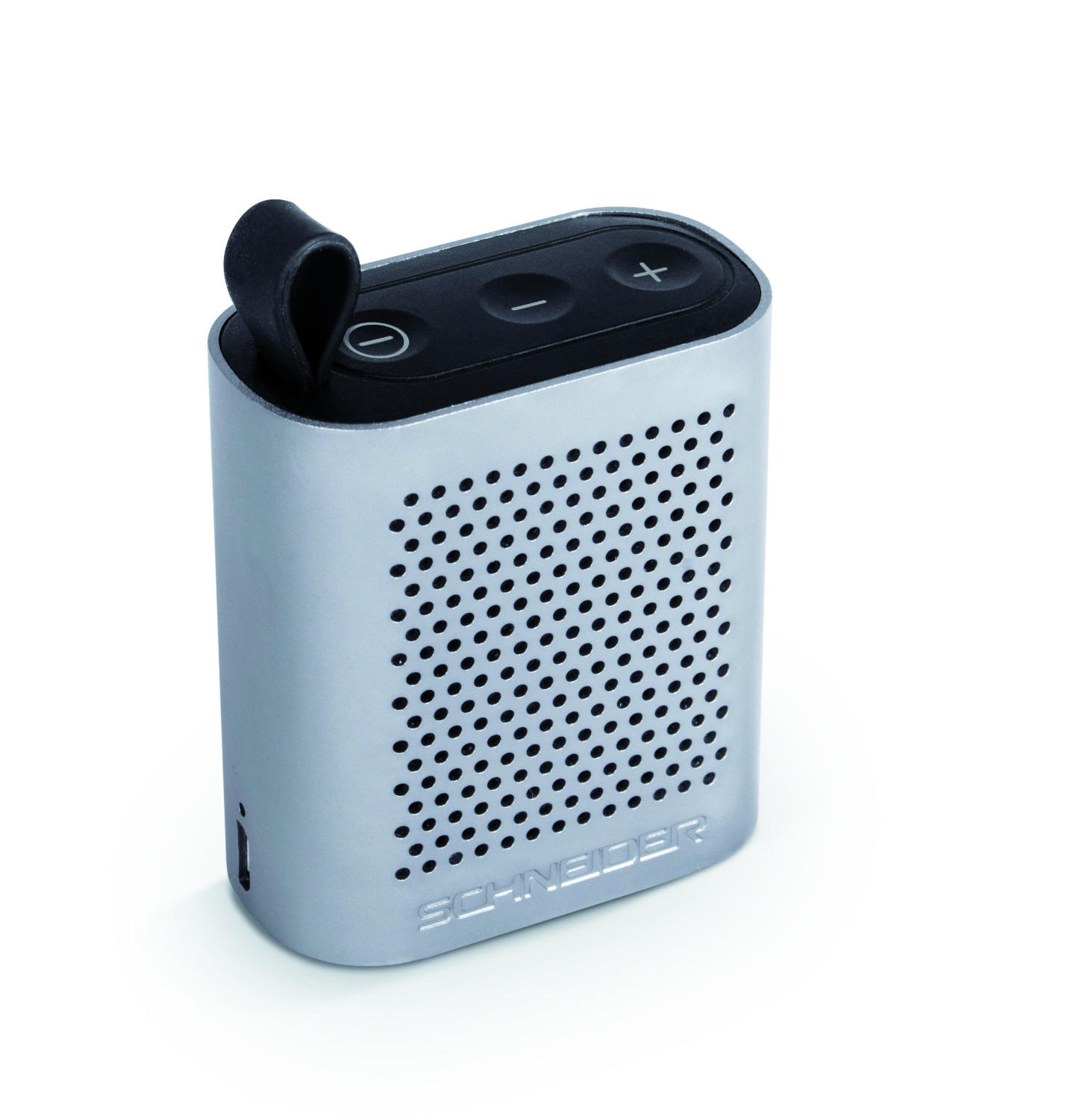 Bluetooth speaker Groove Micro grey - Schneider