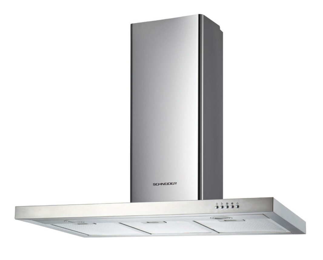 Box wall-mounted extraction hood 90 cm - Schneider
