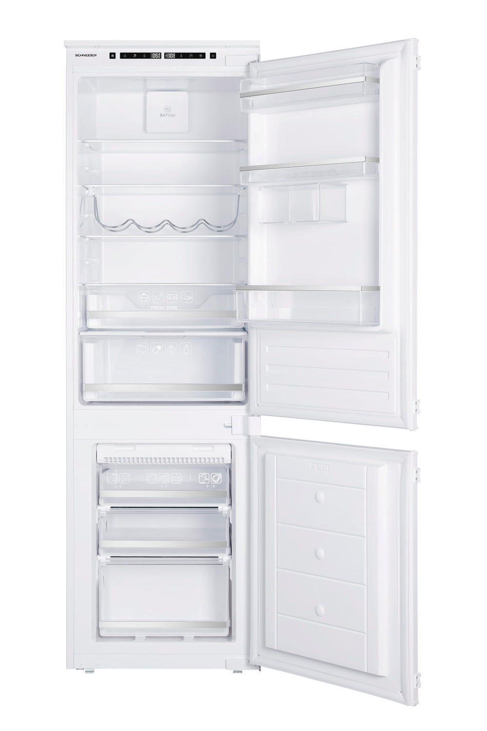 Built-in freezer 177 cm No Frost - Schneider