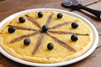 The pissaladière recipe